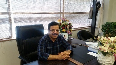 دکتر حسین صانعیان