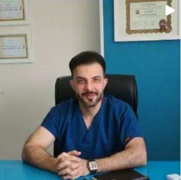 دکتر امیر مویدنیا کلینیک شهرک سلامت